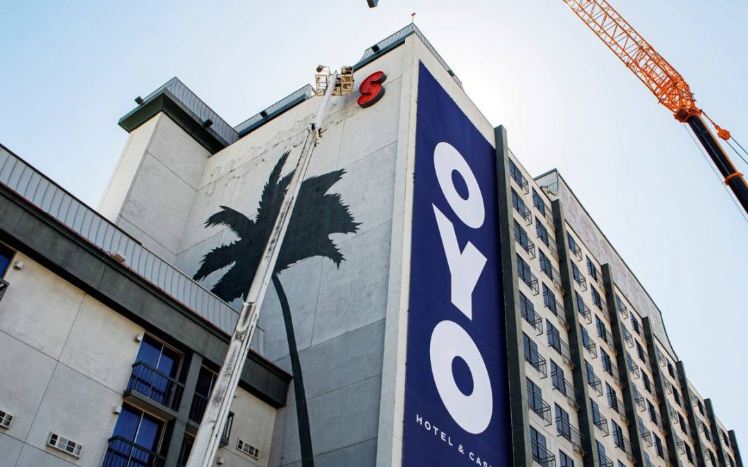 Oyo Las Vegas latest hotel-casino to give notice of layoffs