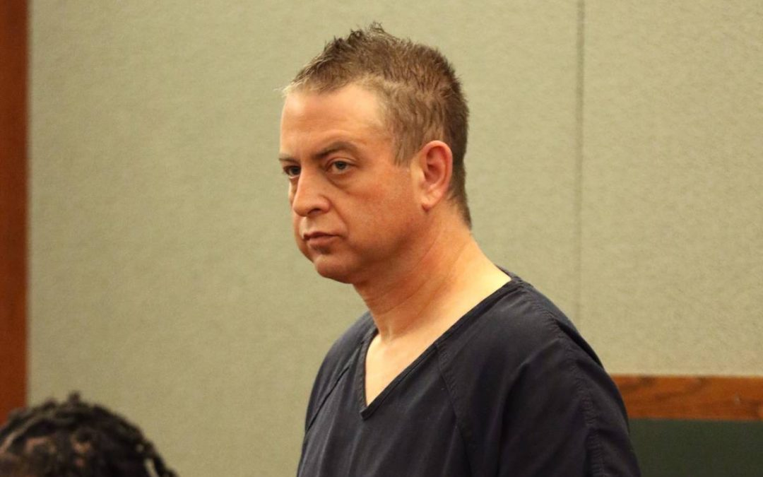 Man charged in Las Vegas model's death to undergo competency evaluation