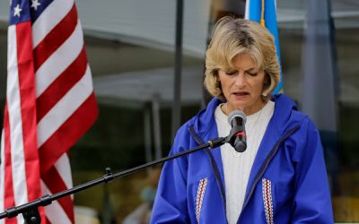 Alaska Senator Murkowski said Friday she would not vote for a justice ahead of election