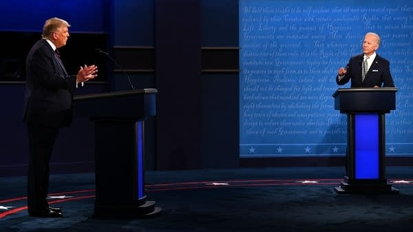 Fact Check: Chris Wallace and Joe Biden Repeat Charlottesville 'Very Fine People Hoax' at Presidential Debate
