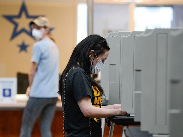 Houston: Lawsuit Seeks to Remove 'Hundreds' of Noncitizens from Voter Rolls