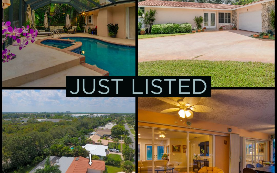 Just Listed | A Jewel in Juno Beach | 1828 Ardley Road