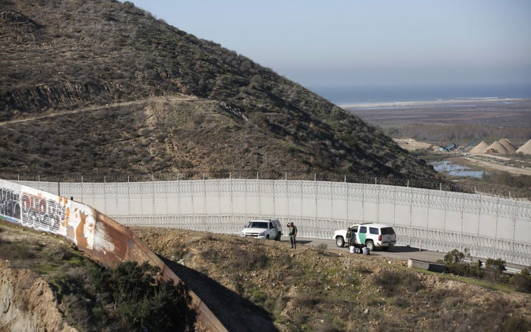 Surge in Illegal Immigrants Smuggled into U.S. Packed in Commercial Tractor-Trailers