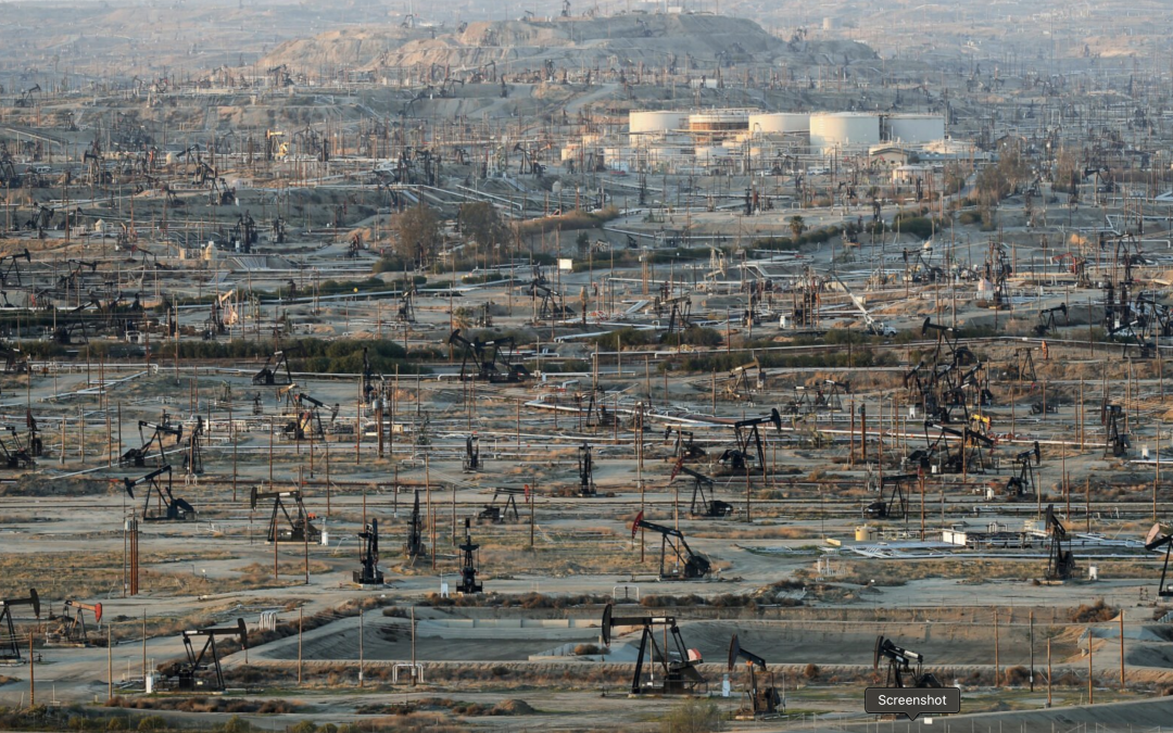Oil Companies Are Profiting From Illegal Spills. And California Lets Them.