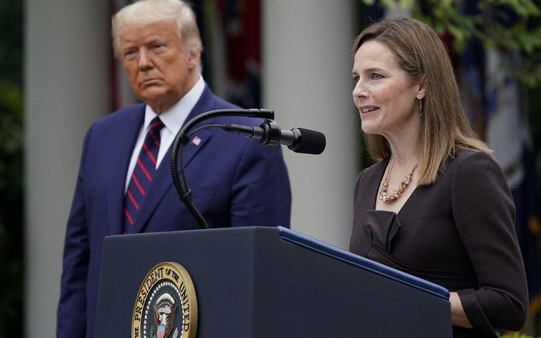Fact Check: Conservative Judge Amy Coney Barrett Has Liberal Supporters