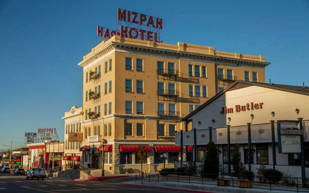 These haunted hotels keep tourists coming back to Southern Nevada