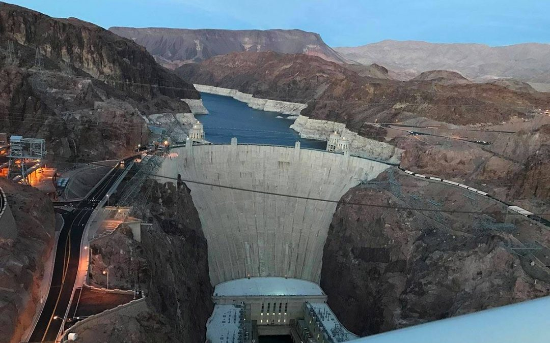Much of Hoover Dam to reopen to public on Tuesday