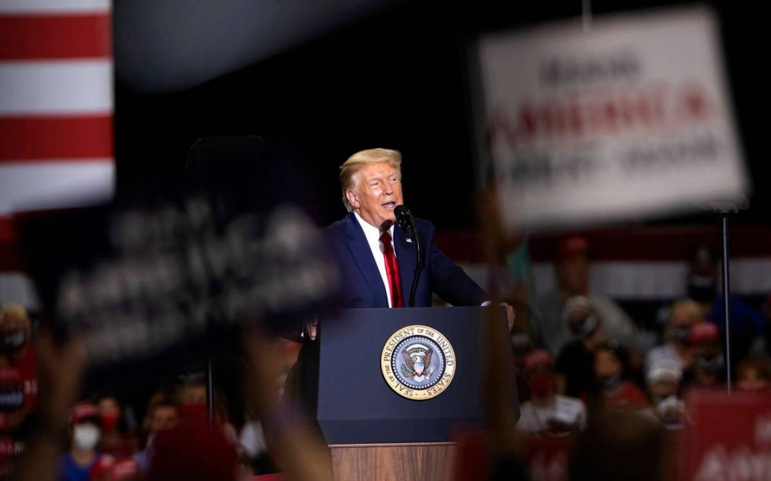Trump expected to stump in Southern Nevada next week