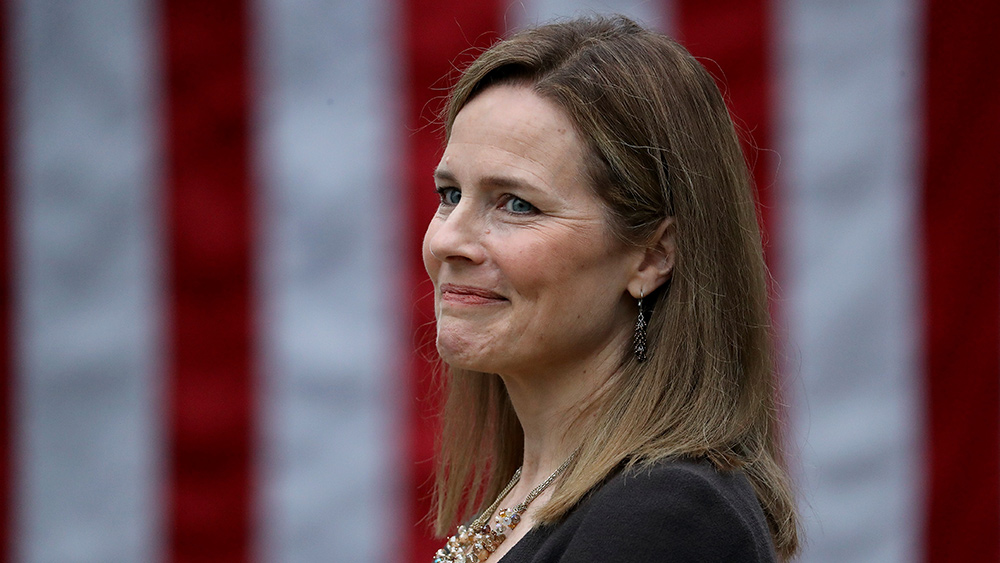 The countdown has started: Liberal insanity levels over the next ten days will reach a fevered pitch as the Senate confirms Amy Coney Barrett for the Supreme Court
