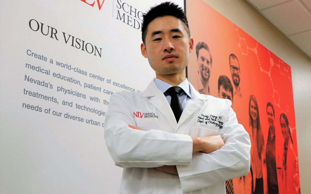 Physician With Rare Skill Set Joins UNLV Medicine