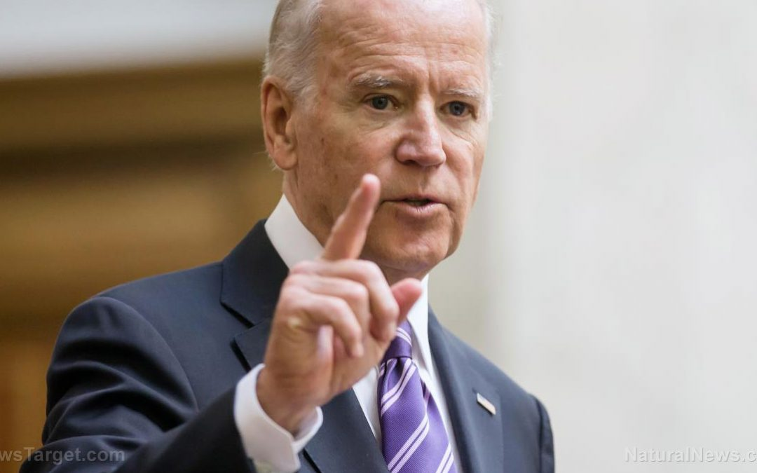 Joe Biden is a DANGEROUS pathological liar who doubles down when he's called out on a lie by blatantly lying again!