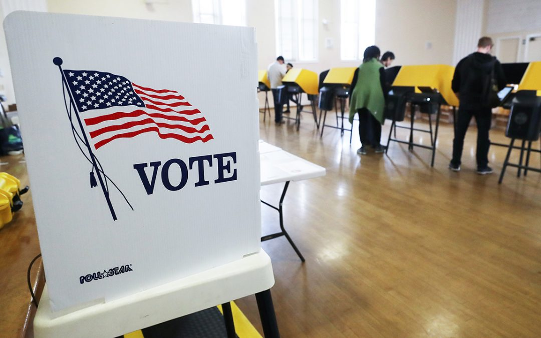 Study Finds 353 U.S. Counties in 29 States with Voter Registration Rates Exceeding 100%