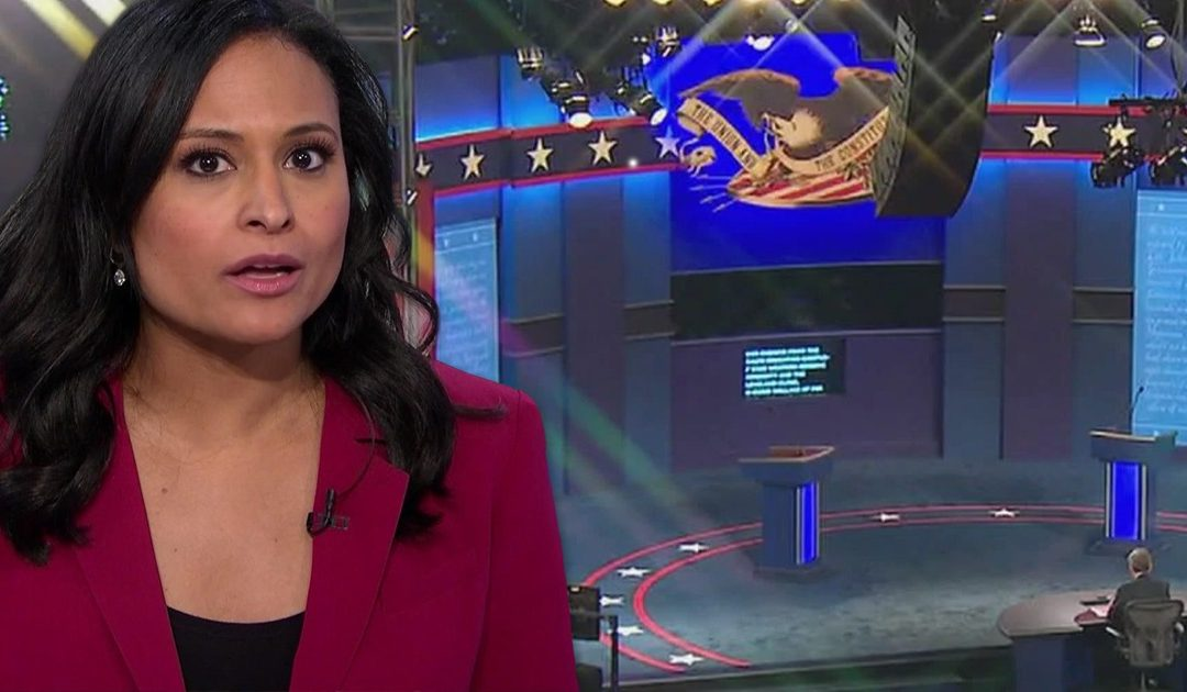 NBC Taps Major Democrat 'Activist' To Moderate Next Presidential Debate