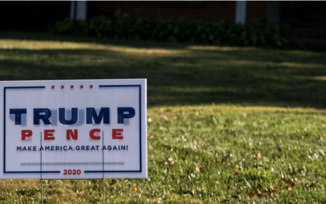 """New Hampshire Police Investigate Letters Threatening to """"Attack"""" Residents with Trump Yard Signs"""