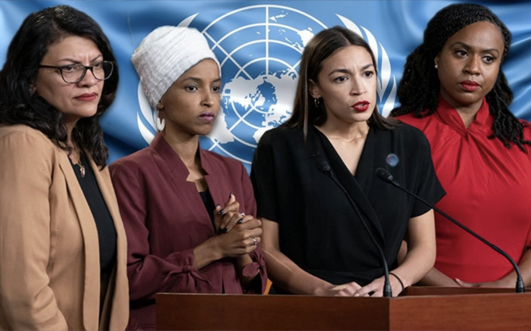 The Squad Calls on UN to Investigate DHS as Human Rights Violators