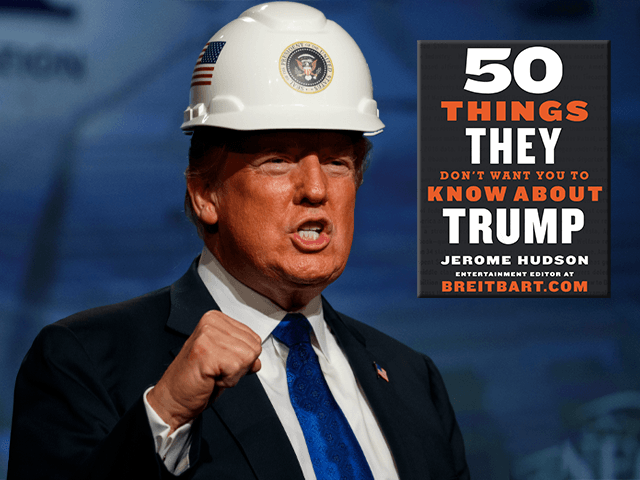Revealed: President Trump Presided Over the Largest Manufacturing Boom in a First Term Since the 1970s
