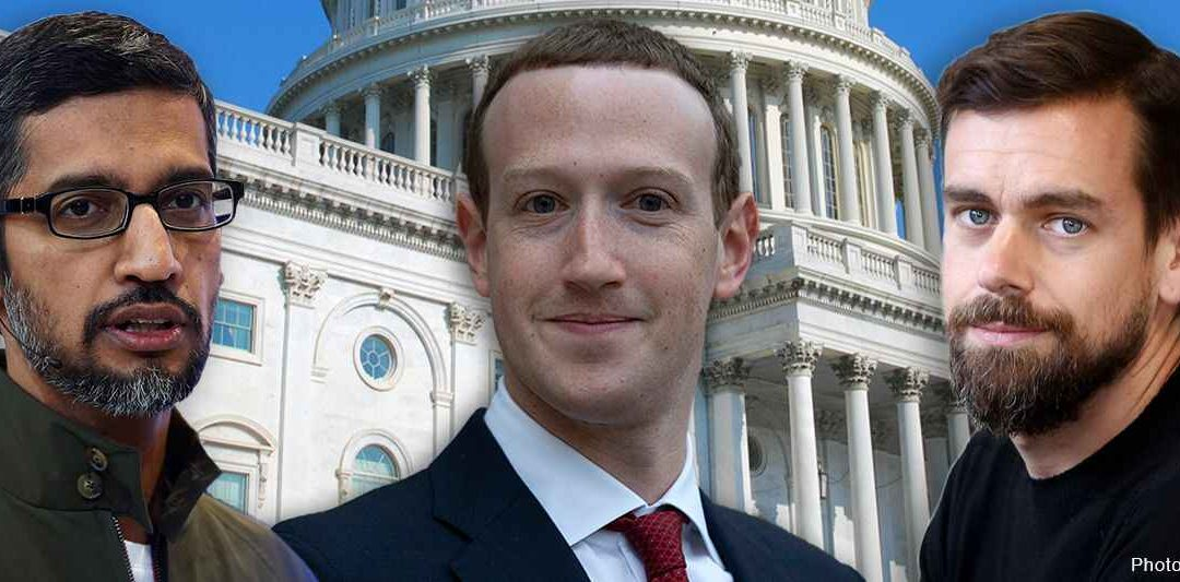 IN THE HOTSEAT: Big Tech CEOs called to testify Wednesday before Senate amid censorship uproar