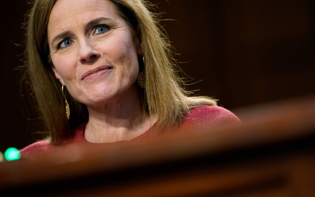 Senate will Vote to Confirm Amy Coney Barrett Next Monday