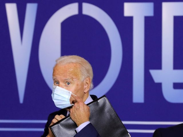 Fading Joe Biden's Very Bad Day Starts with Telling 56% of Americans Not to Vote for Him