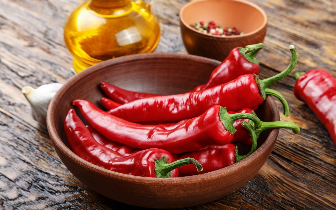 Capsaicin from chili peppers reduces liver and abdominal fat and protects against oxidative damage