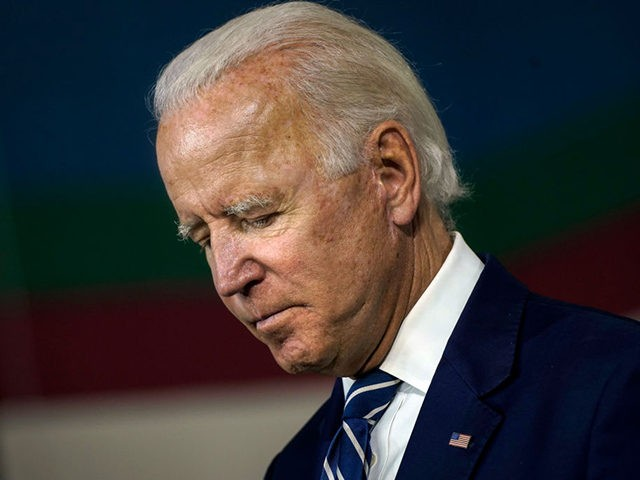 We All Know Why Joe Biden Is Hiding Out Two Weeks from Election Day