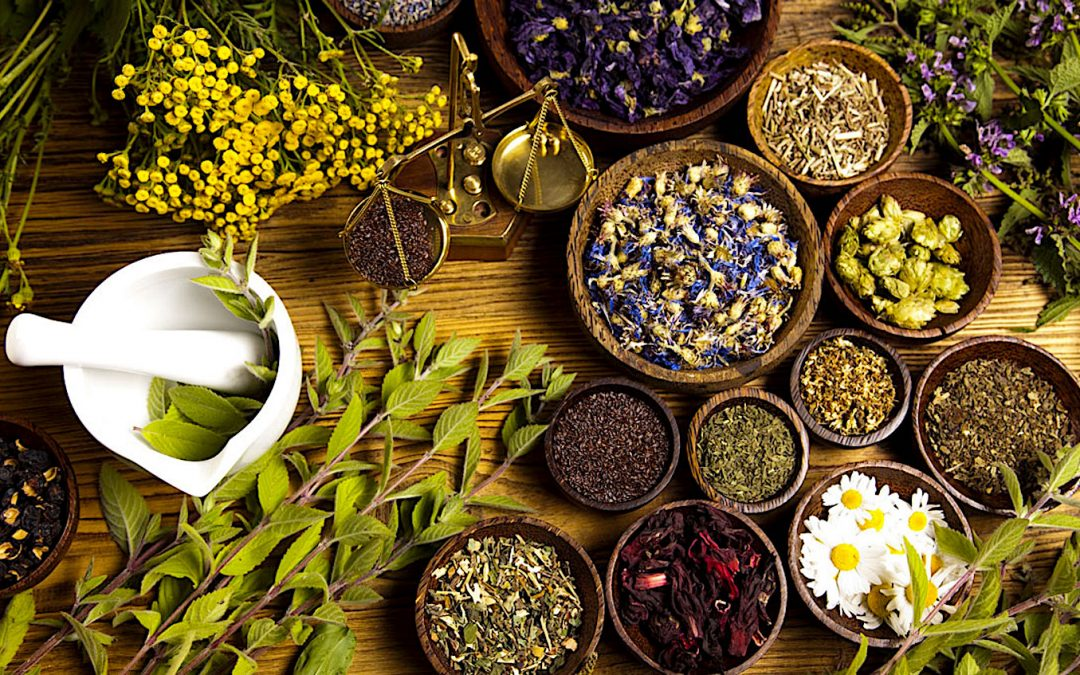 Healing herbs: Alternative herbal remedies for hypertension