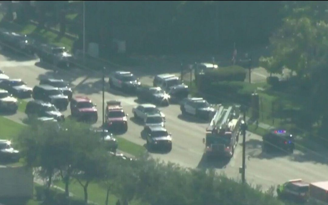 Houston police officer killed in shooting incident
