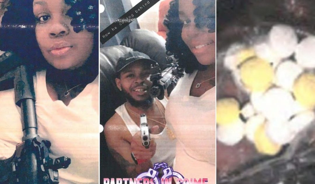 Photographic Evidence Shows BLM Martyr Breonna Taylor was a Drug-Dealing, Gun-Brandishing Thug