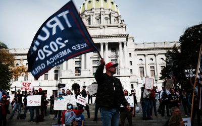 "Pennsylvania Judge Rules 2020 PA Election Likely Unconstitutional – Trump Case ""Likelihood to Succeed"" – Gives State Legislators Power to Choose Electors"