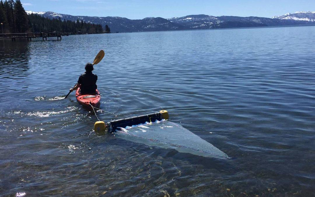 Microplastics found in Las Vegas Wash, Lake Tahoe fuel research