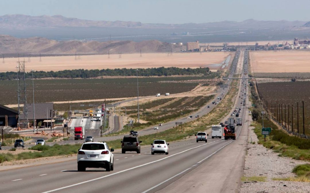 Targeted Thanksgiving week traffic enforcement planned on I-15