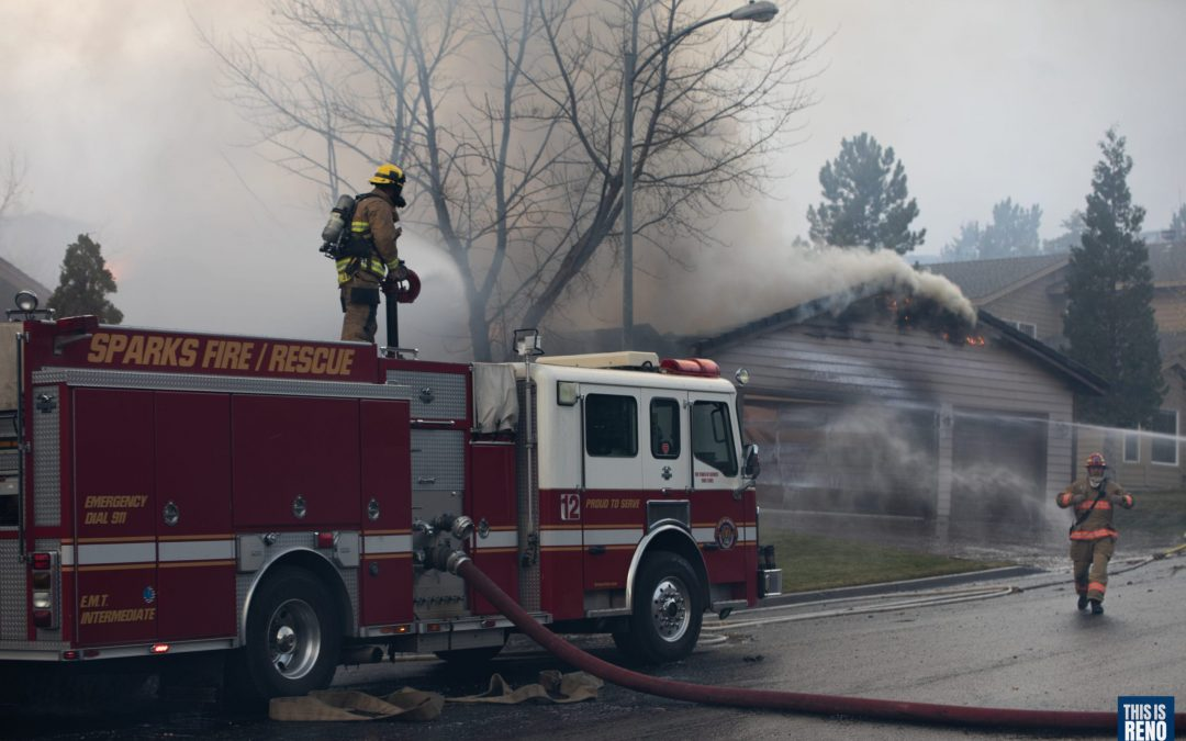 Nev. Declares State Of Emergency To Combat Pinehaven Fire