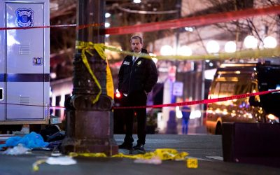 Seattle homicides highest in over a decade as council cuts police budget