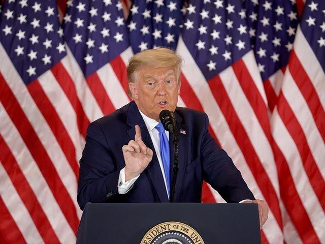 Donald Trump: GSA Does Not Determine Next President