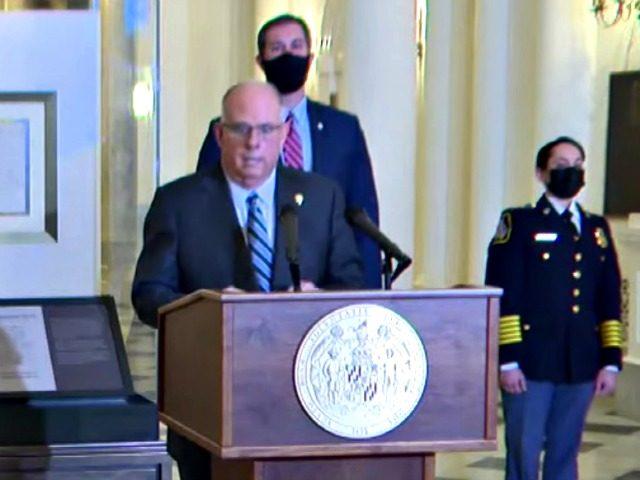 COVID 1984: Maryland Gov. Hogan Announces Deployment of 'High Visibility' Coronavirus 'Compliance Units'
