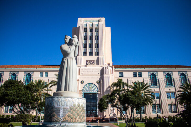 SD-County-Admin-Building-06-800x533-1 San Diego County Opts Out of Law Allowing it to Create Mental Health Pilot Featured Top Stories [your]NEWS