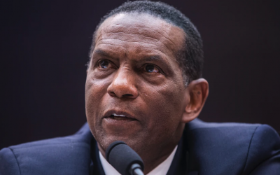 Rep.-elect Burgess Owens, retired NFLer, touts GOP's 'Freedom Force' to oppose AOC's 'Squad'