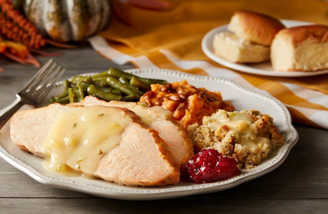 Free Thanksgiving Dinners Available Through Walmart