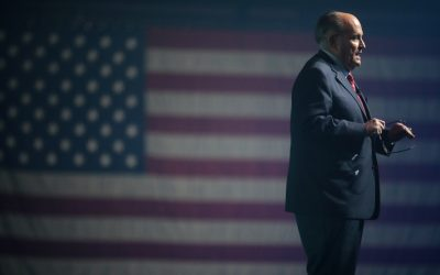 Giuliani: Team Trump Looking Past Election Suits to State Houses