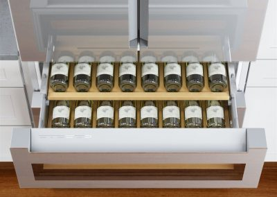 1036028738-400x284 6 refrigeration trends that will make your life easier Food & Wine Home & Garden Lifestyle [your]NEWS