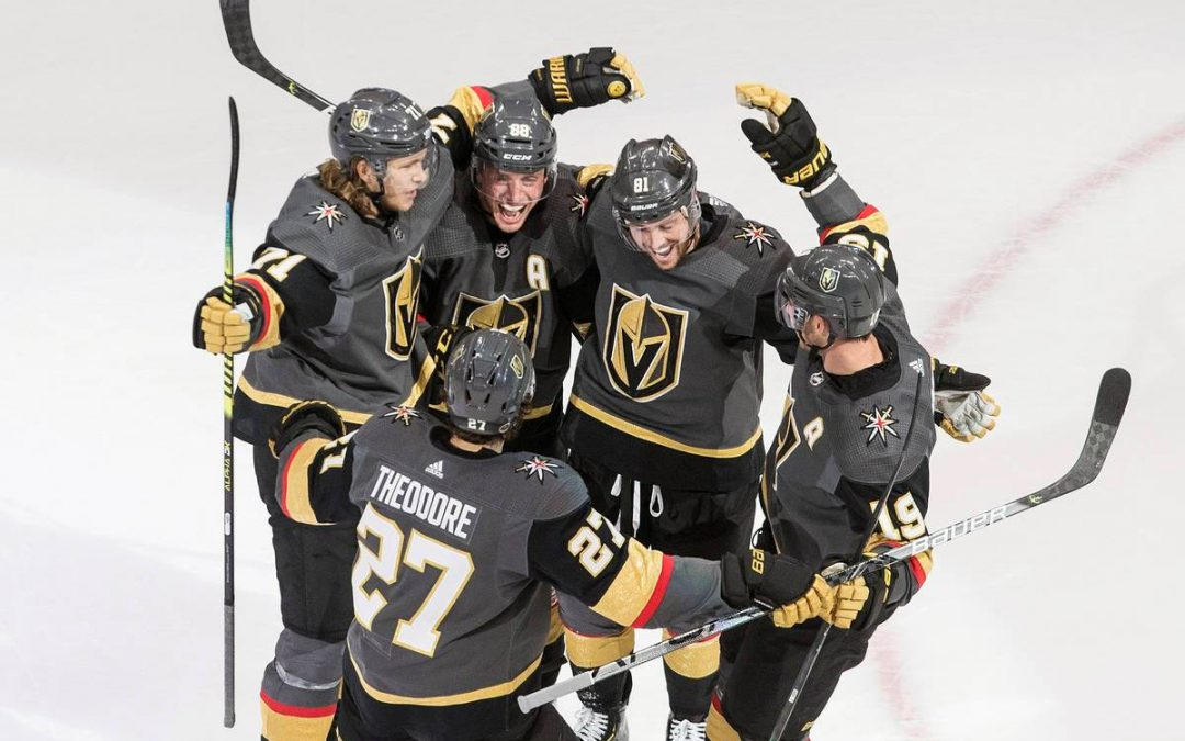Golden Knights made 2021 Stanley Cup favorites