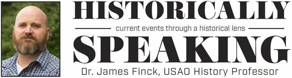 Historically Speaking: Missile Attacks [Reprinted from January 13, 2020]