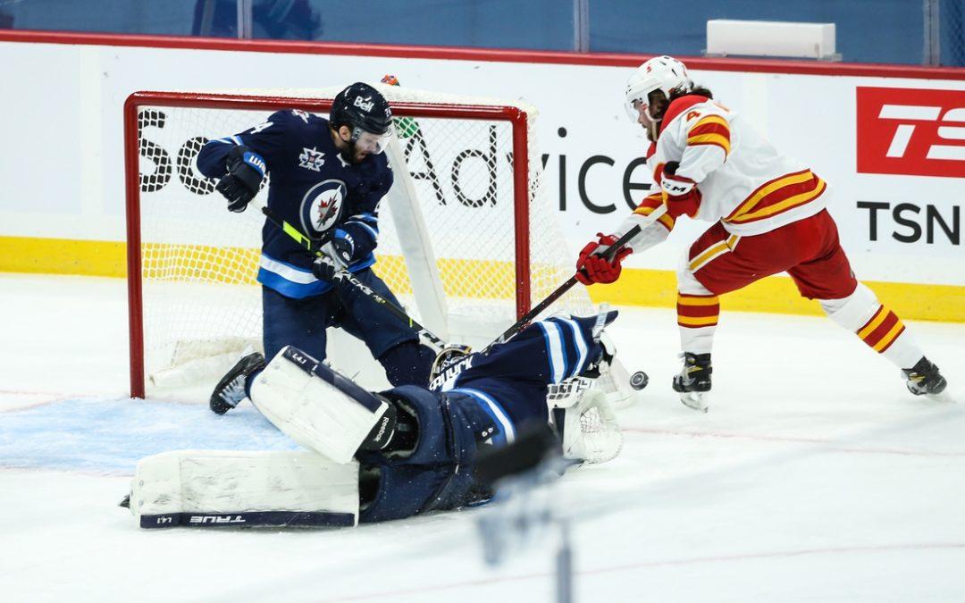Patrik Laine nets OT winner as Jets take down Flames