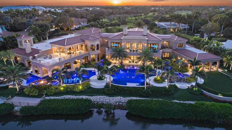Jupiter home listed for a record $32.5 million