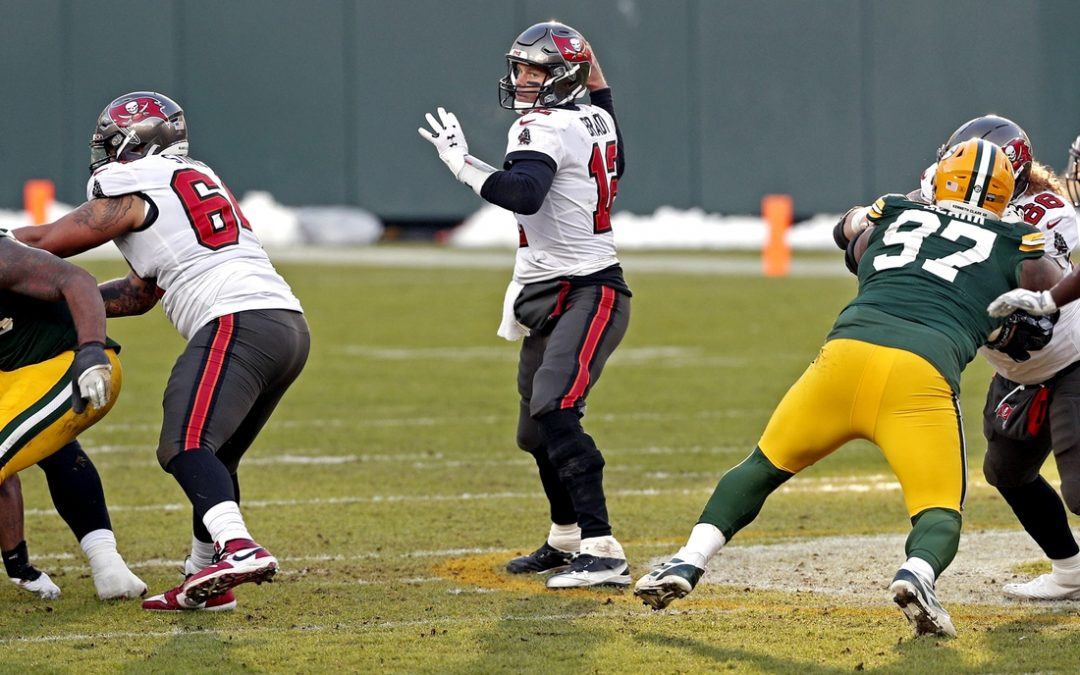 Buccaneers head to Super Bowl with NFC title win over Packers
