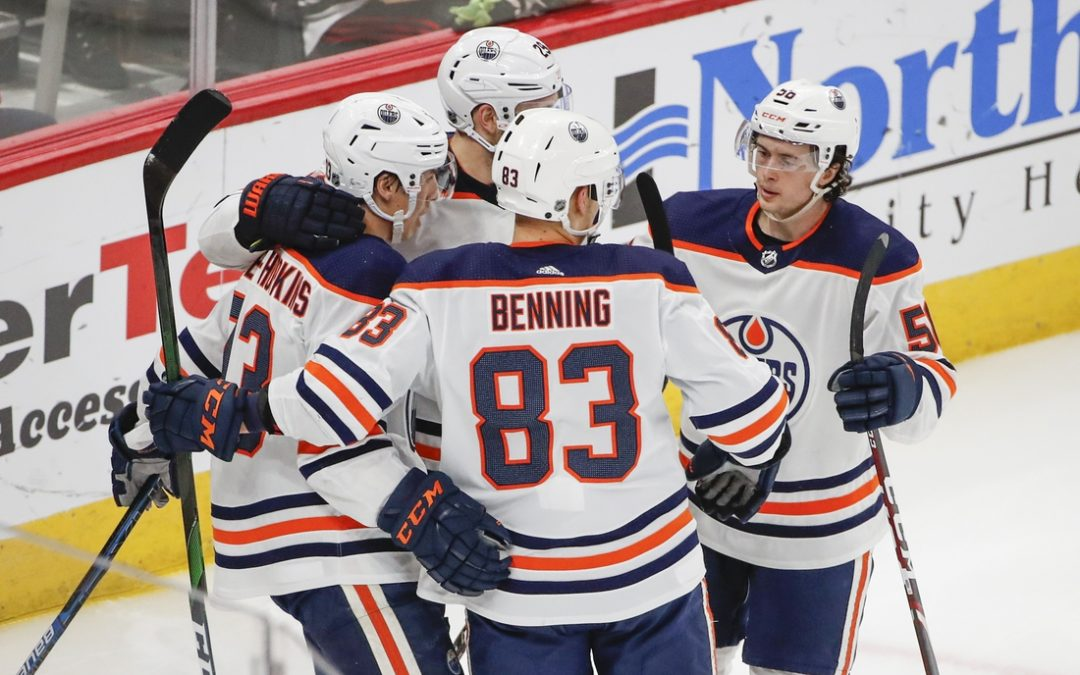 Motivated Oilers ready to roll vs. Canucks