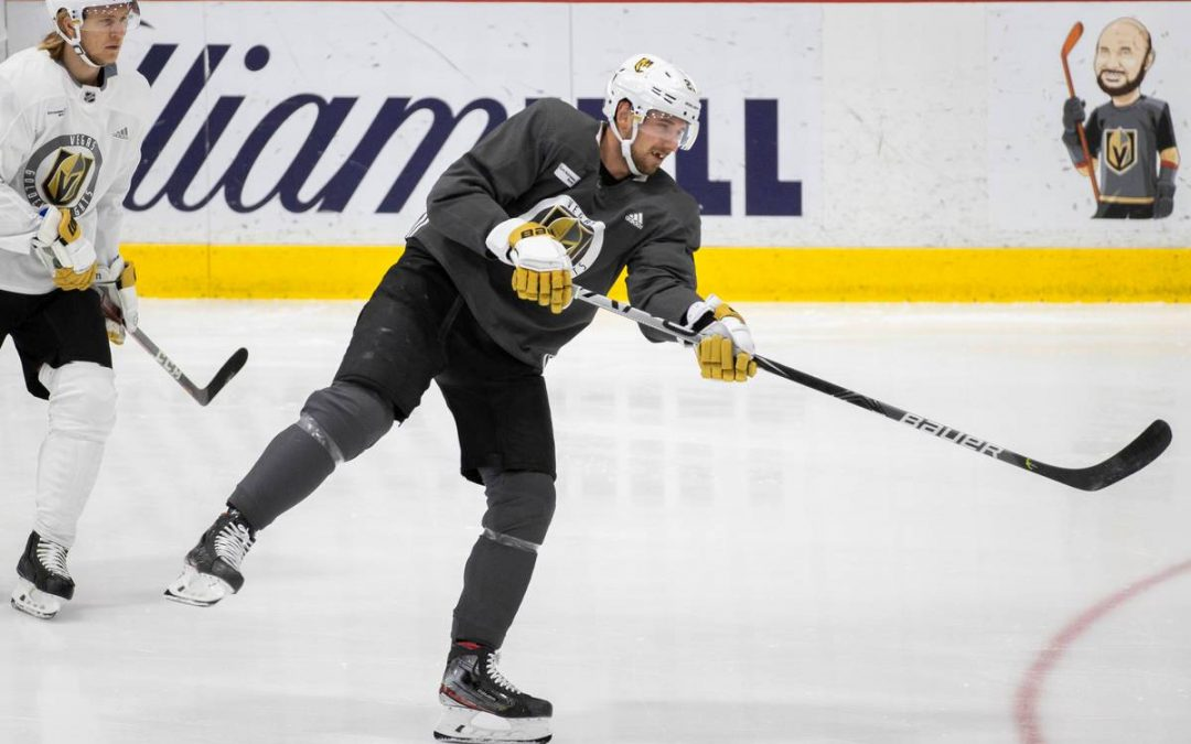 Shea Theodore emerges as top defenseman for Golden Knights