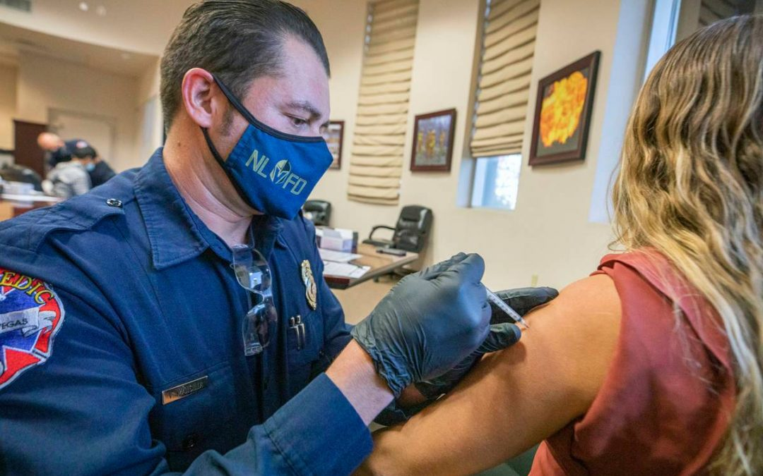 Nevada adds 1,878 new COVID-19 cases, 40 deaths