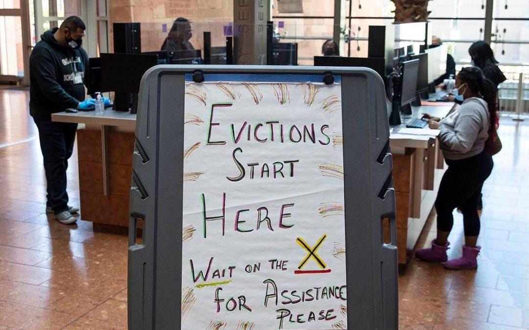 Landlords bear financial burden of eviction moratoriums for renters