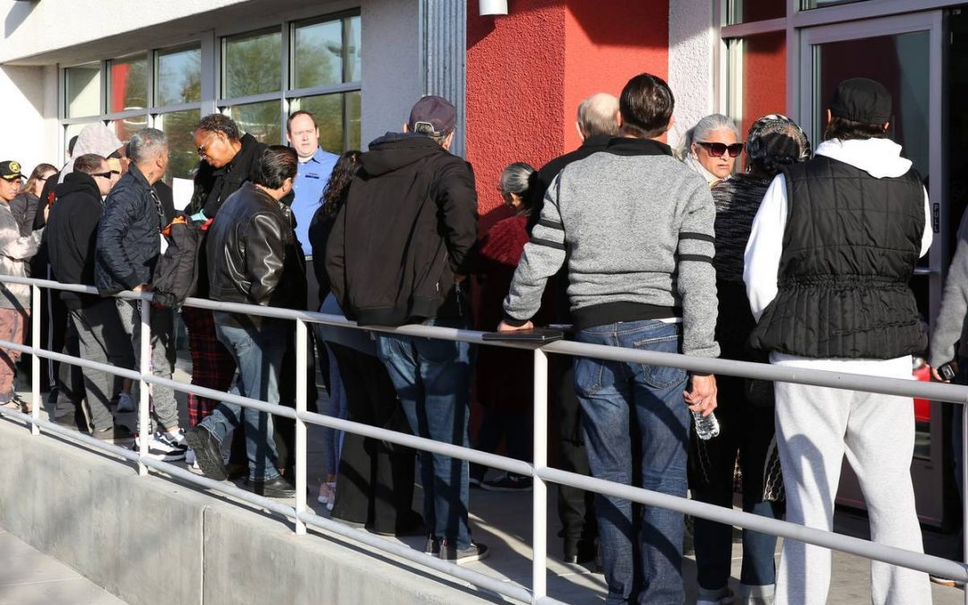 Nevada's jobless rate dips to 9.2% in December